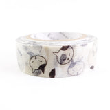 Round Cat - Shinzi Katoh Japanese Washi Tape