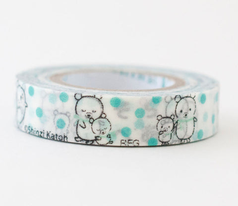 Sorabear Shinzi Katoh Washi Tape