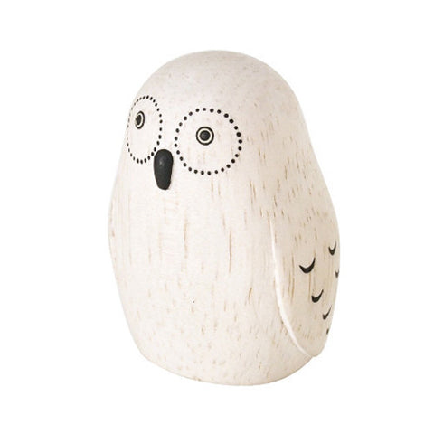 T-lab Pole Pole Wooden Animal - Owl