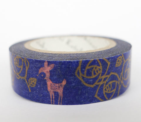 Fawn - Deer in the Forest - Shinzi Katoh Washi Tape