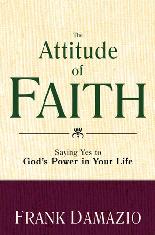 Attitude of Faith