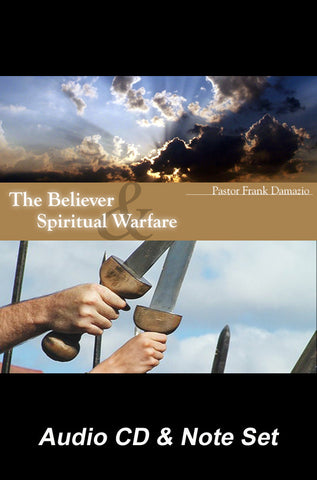 Believer & Spiritual Warfare