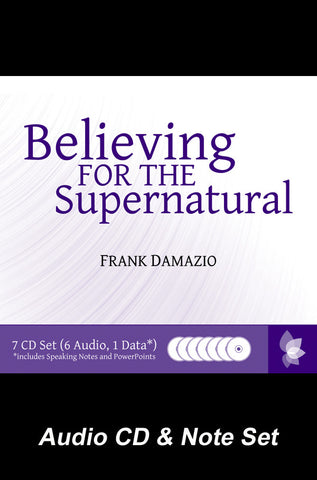 Believing for the Supernatural