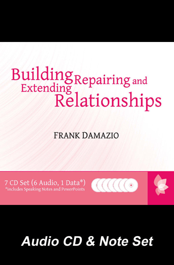 Building Repairing and Extending Relationships - Audio CD Set