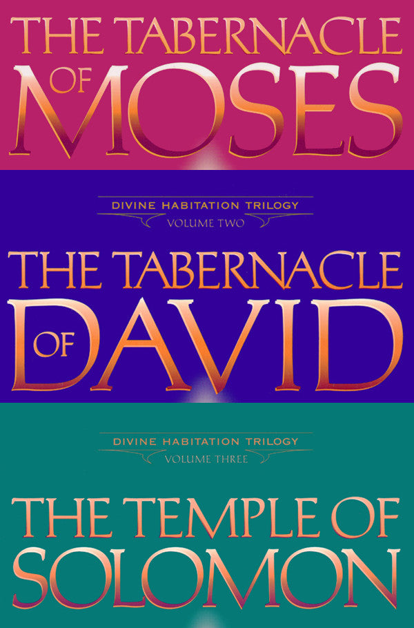 Tabernacle Trilogy (Divine Habitation Trilogy)