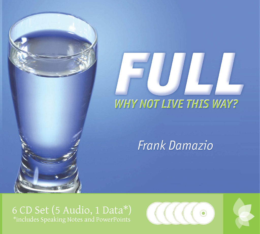 Full - Why Not Live This Way?  6 CD Audio Set