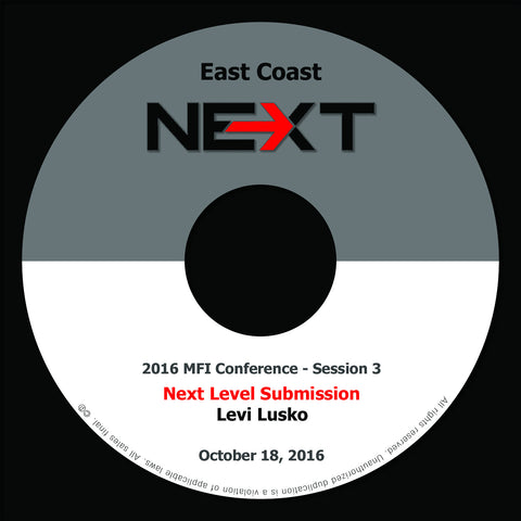 2016 MFI East Coast - Session 3 - Levi Lusko