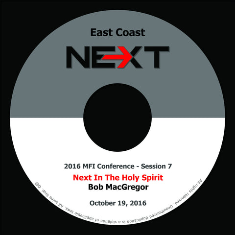 2016 MFI East Coast - Session 7 - Bob MacGregor