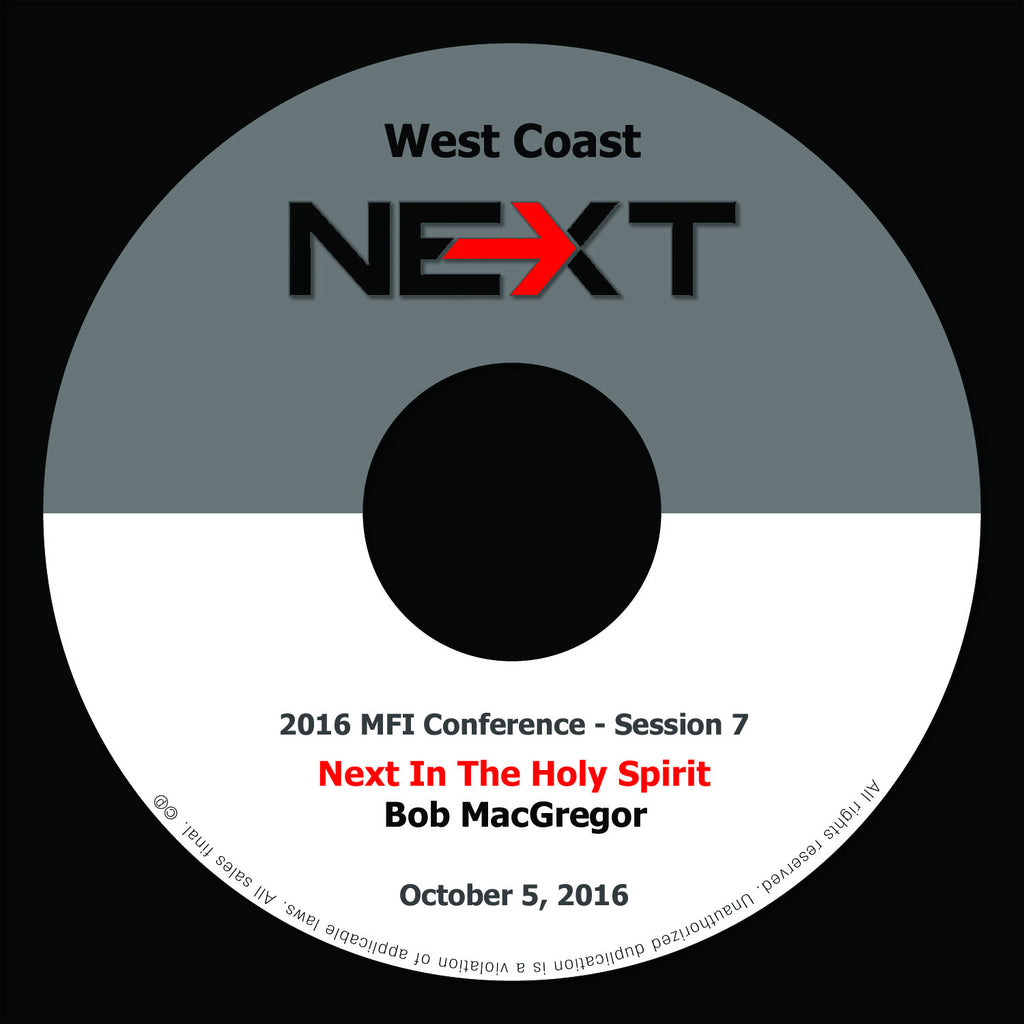 2016 MFI West Coast - Session 7 - Bob MacGregor