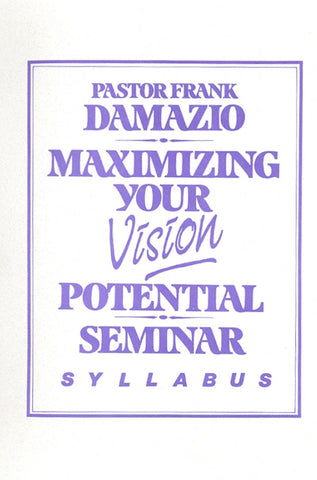 Maximizing Your Vision Potential