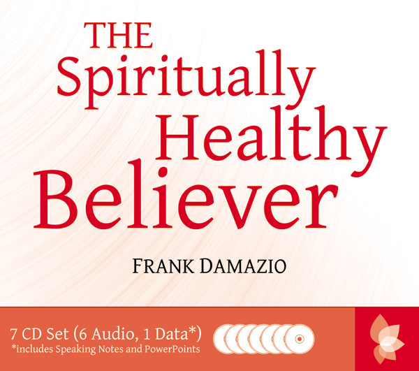 Spiritually Healthy Believer - Audio CD Set
