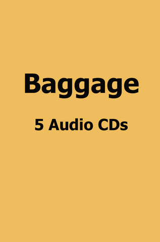 Baggage - Audio CD Set