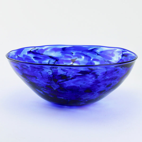 Fruit bowl - cosmic blue