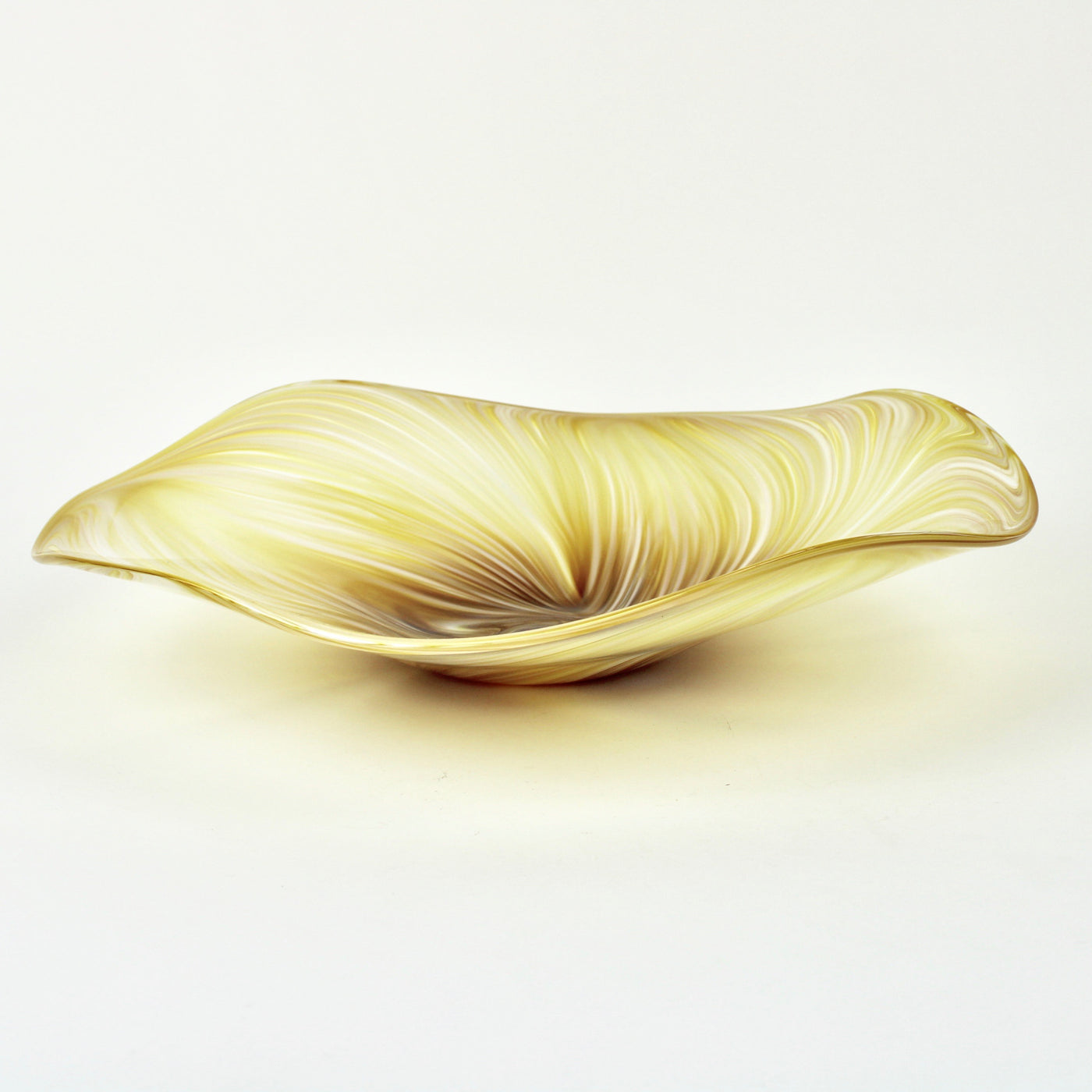 Mohua feather platter