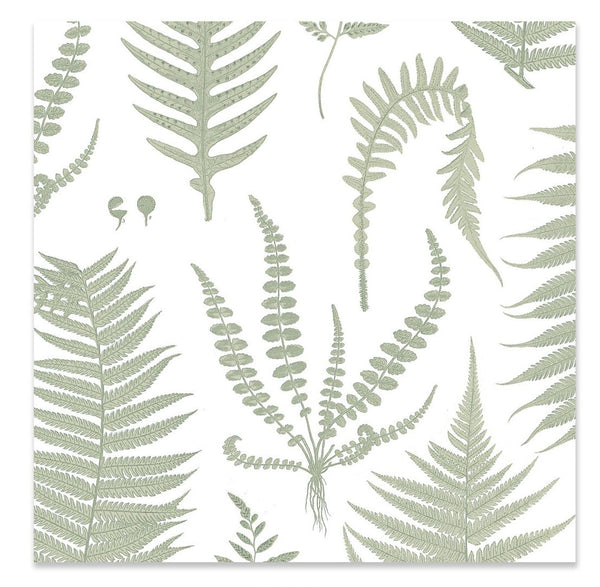 Napkin - NZ ferns