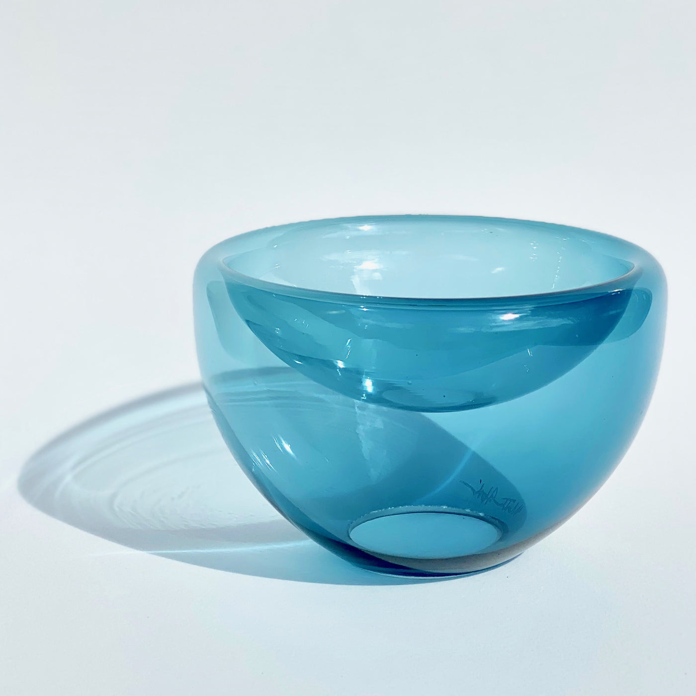 Fulvio Bowl - steel blue