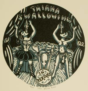 Taiaha Swallowing