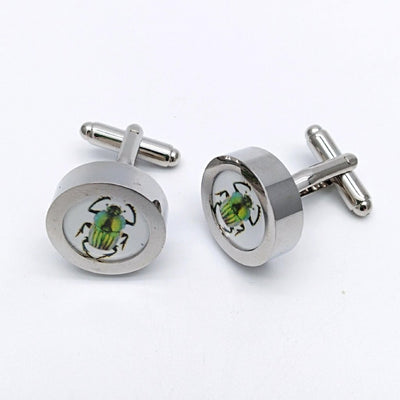 Beetle Cufflinks