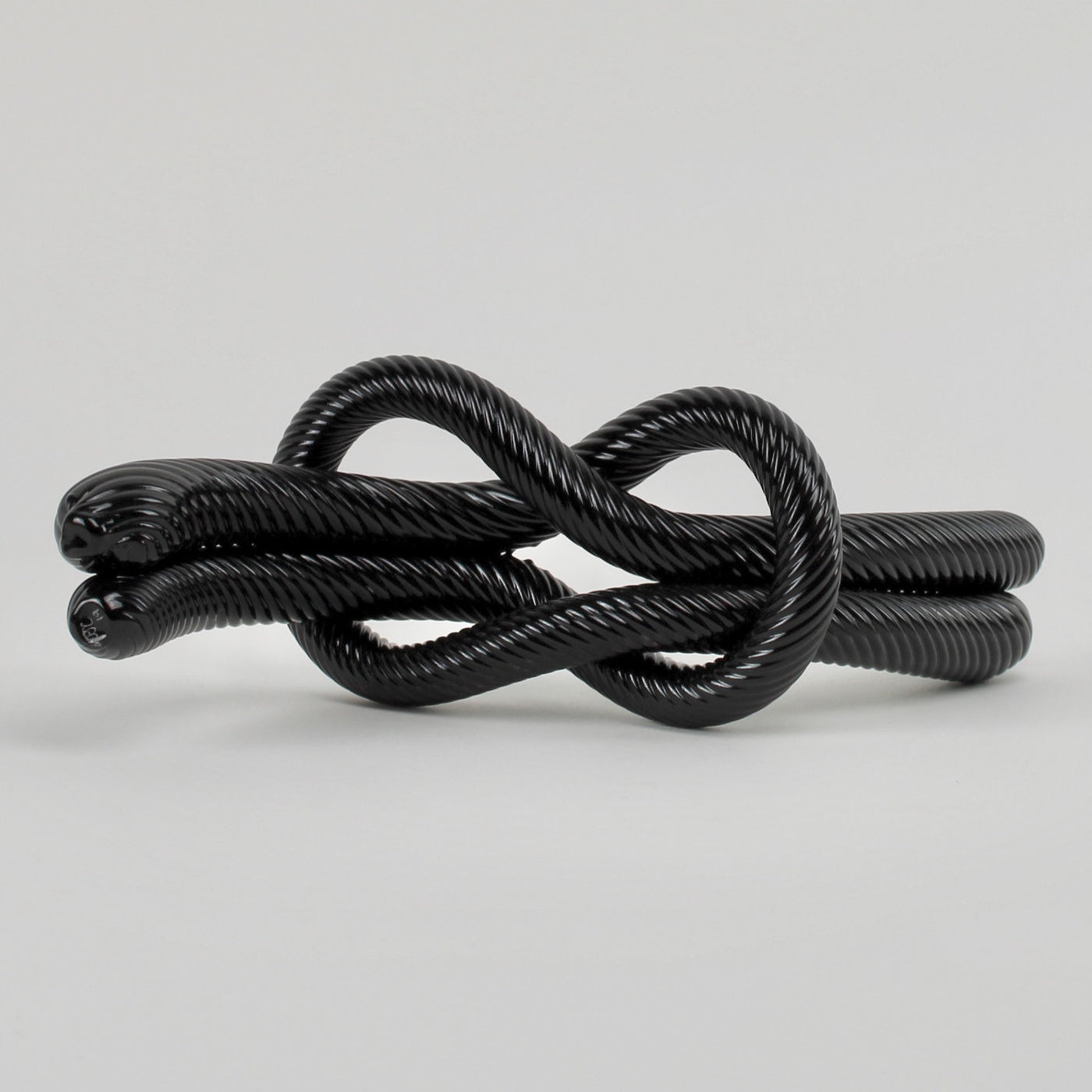 Glass Knot - black