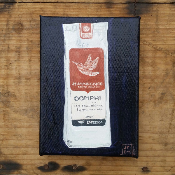 Hummingbird OOMPH Coffee