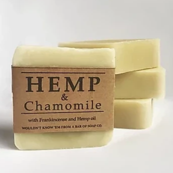 Hemp and Chamomile Soap