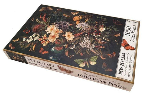 Native Flora & Fauna - 1000 Piece Puzzle