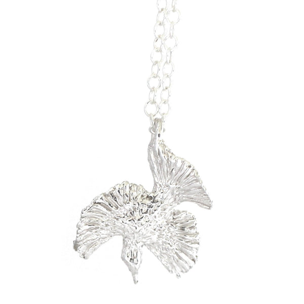 Tui bird necklace