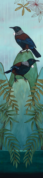 Tui and Fern Mountain