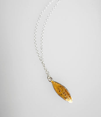 Kauri Leaf Necklace
