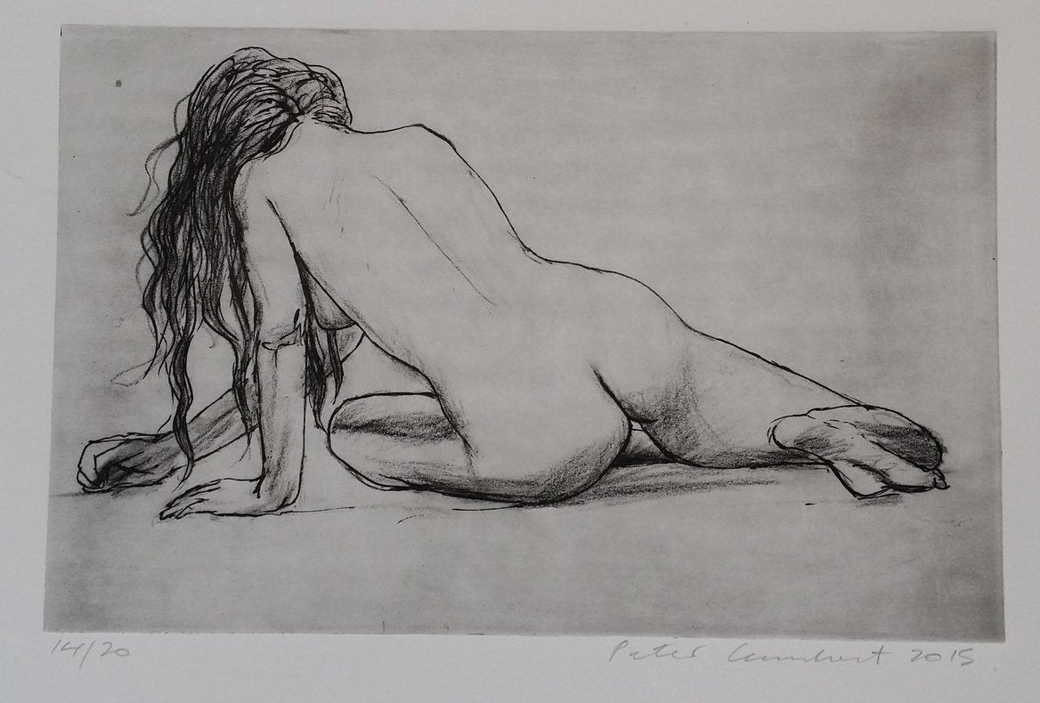 Untitled Nude Study