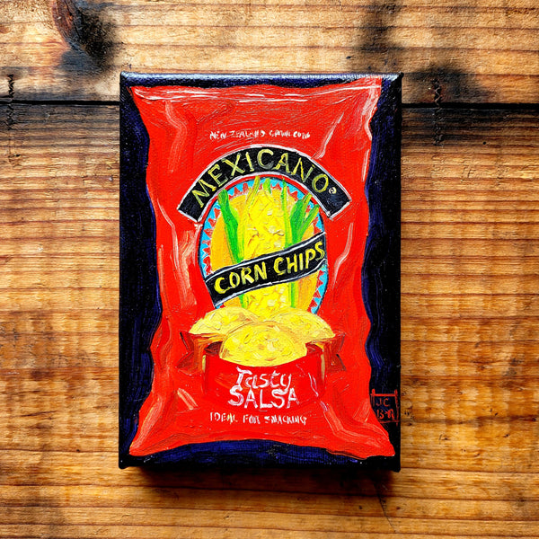 Mexicano Corn Chips Salsa