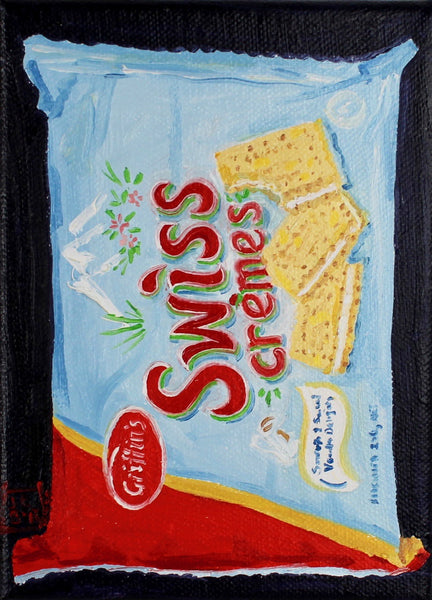 Griffin's Swiss Cremes