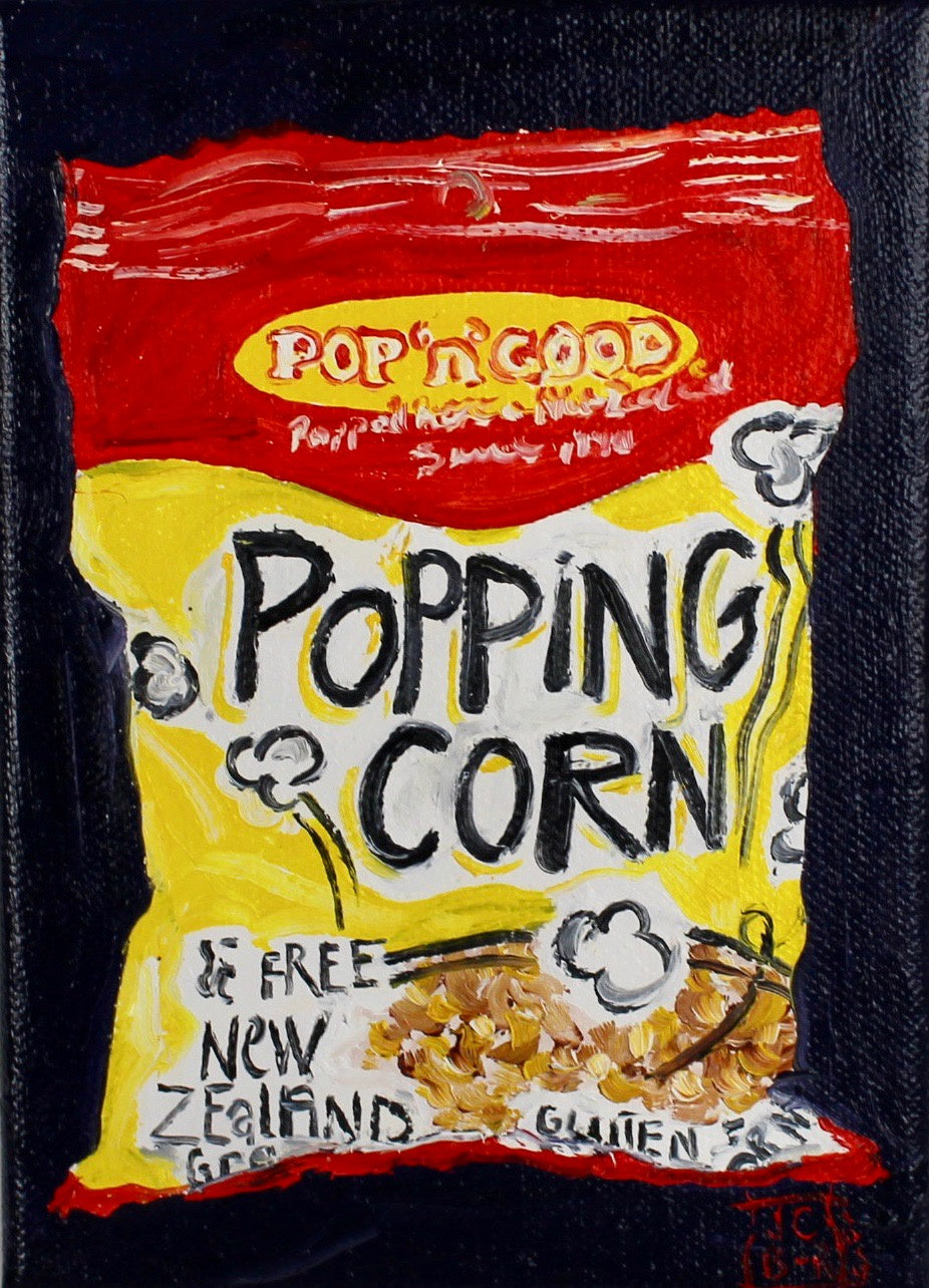 Pop 'n' Go Popping Corn