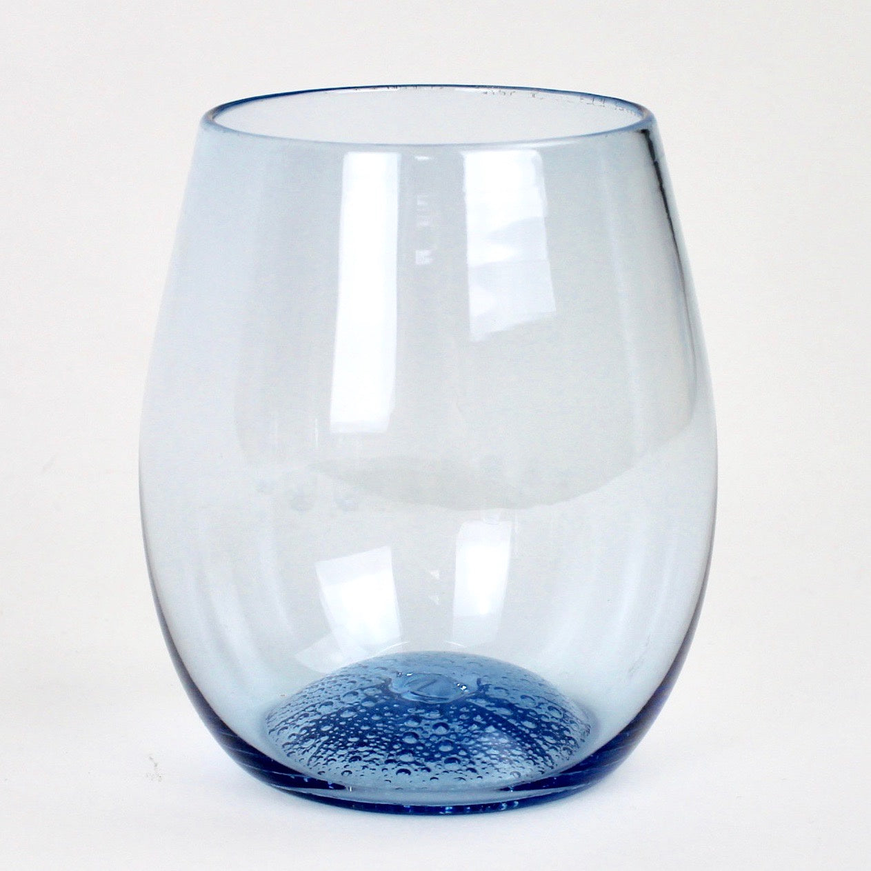 Blue Kina Glass Tumbler