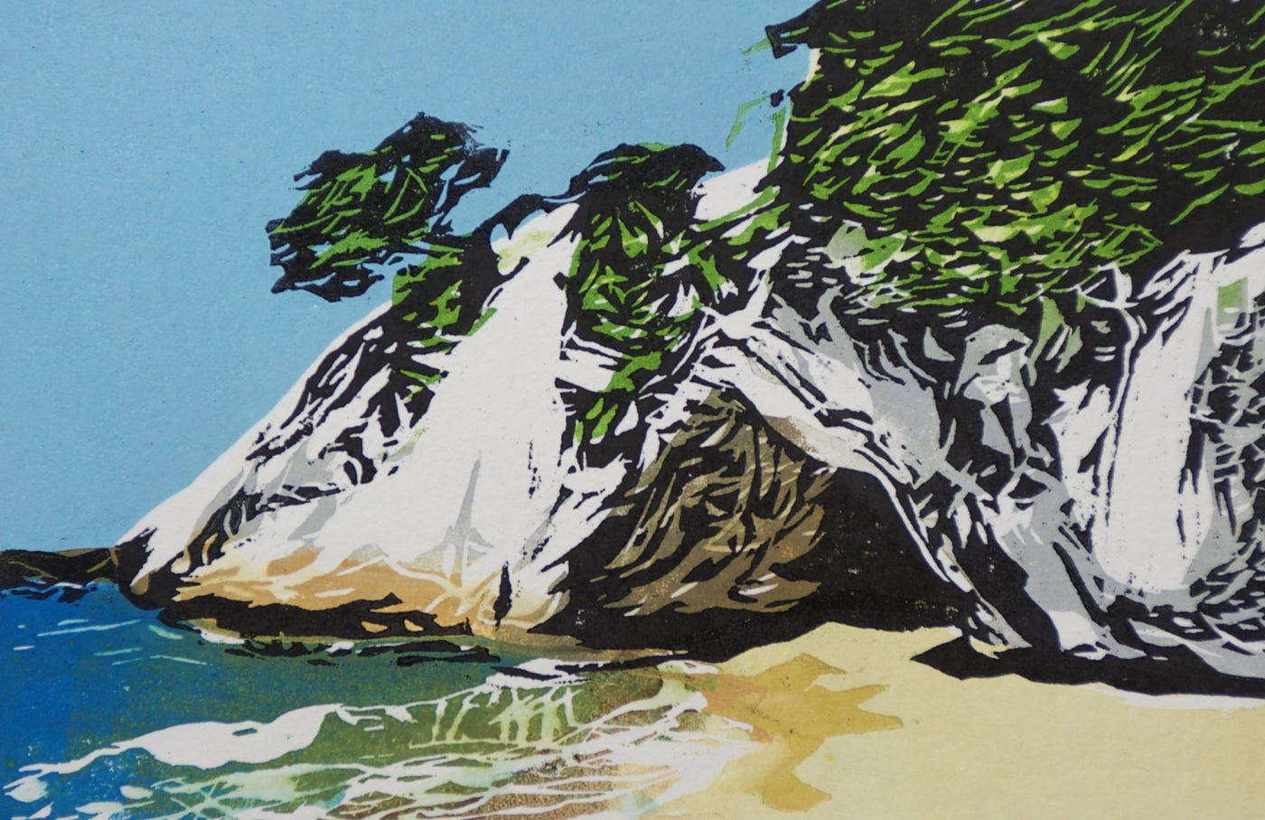 Cathedral Cove, small