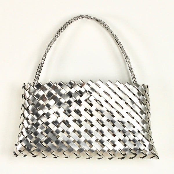 Silver kete - 14 ends