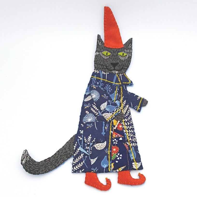 Nemoness - Cat Wizard