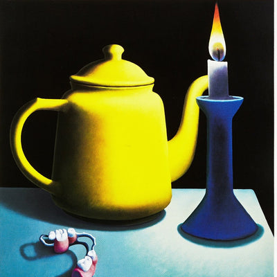 Dark Night of the Teapot