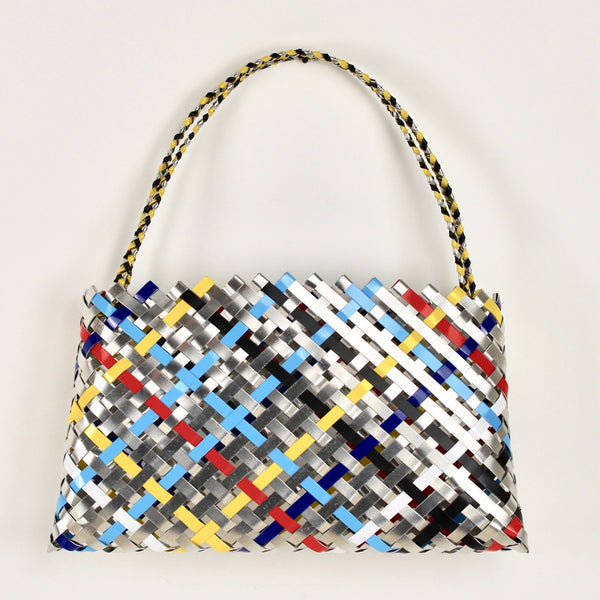 Aluminium Kete - multi coloured