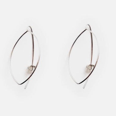 Trick of the eye earrings