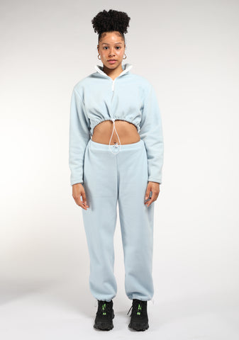 Bby blue tracksuit