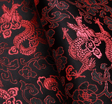 Red or gold dragon pants