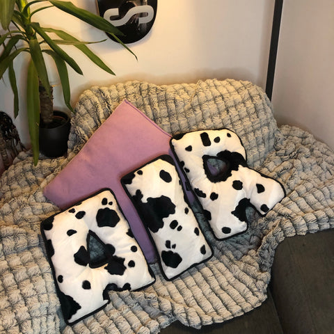 Cow air cushions