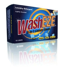 WashEZE 10 Count Mailing Offer (Apply Code for Discount)