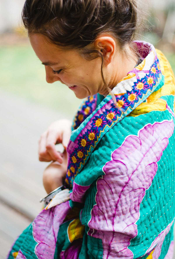 What Is Kantha, Anyway? - dignify