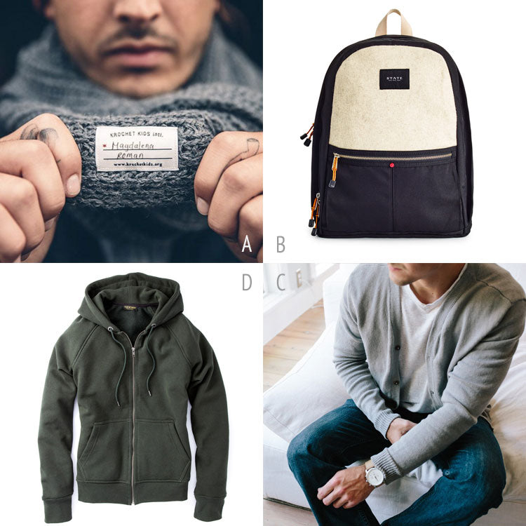 Shop Good Gift Guide for Men: Gifts that Give Back