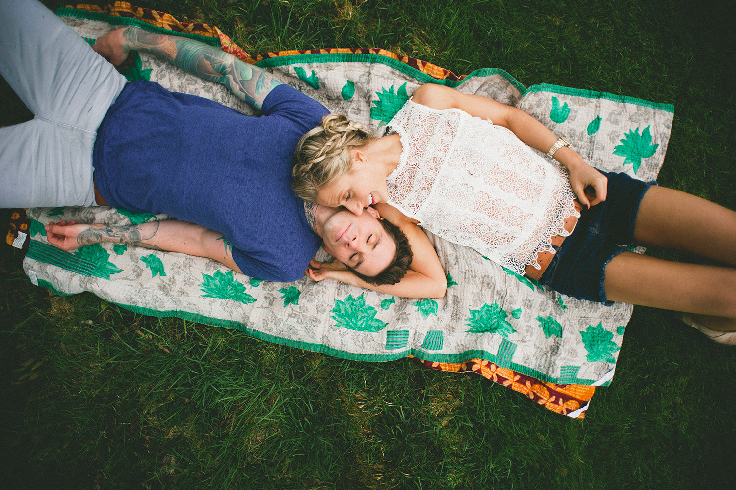 Meaningful Wedding Gift Ideas: Meaningful Wedding Gifts - Kantha Quilts & Throws