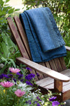 Natural Indigo Dyed Kantha Quilts - dignify  - 3