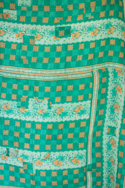 Generosity No. 16 Kantha Large Throw