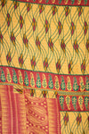 Generosity No. 12 Kantha Large Throw